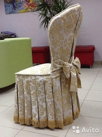 Чехол для стула эксклюзивного дизайна