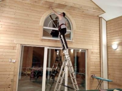 Установка карнизов в Нижнем Новгороде