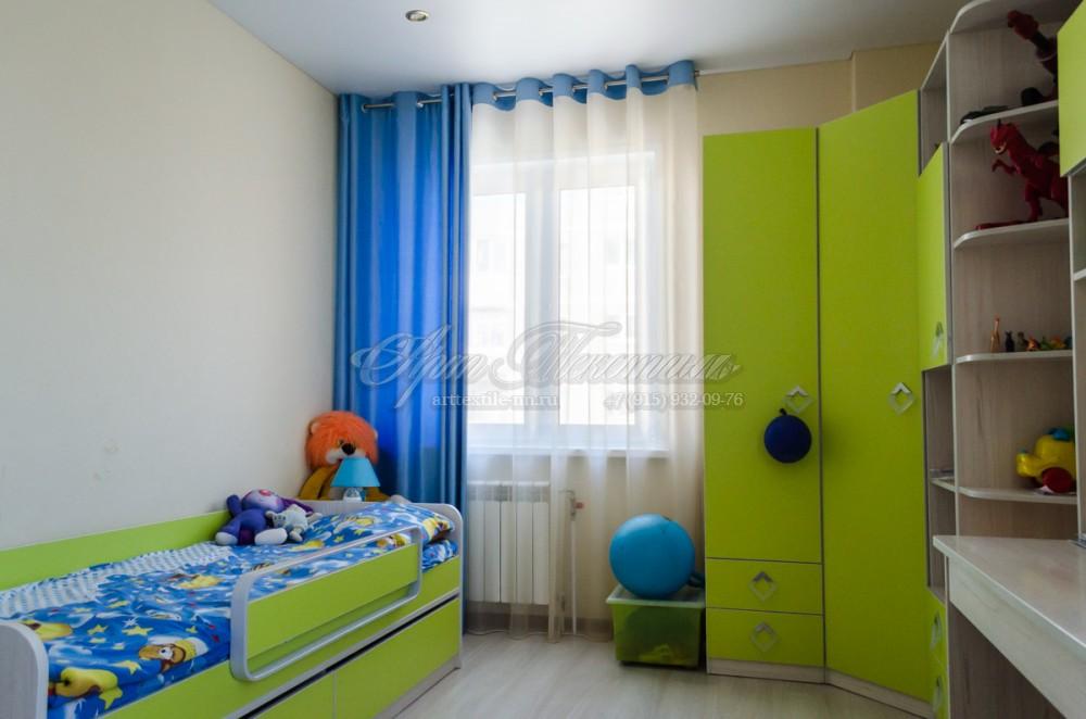 Шторы для детской комнаты на люверсахШторы для детской комнаты на люверсах