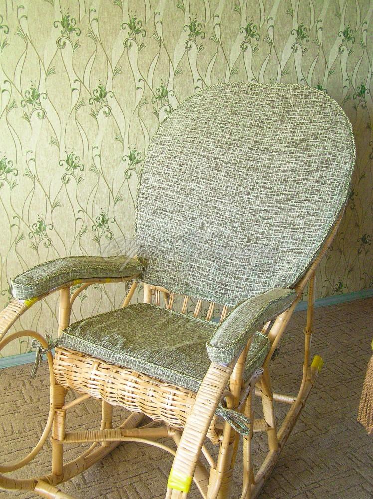 Накладки на плетённое кресло